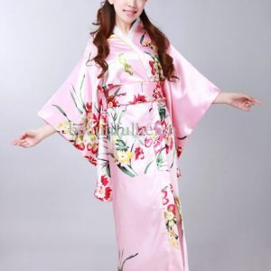 Traditional Japaneses Kimonos and Accessories